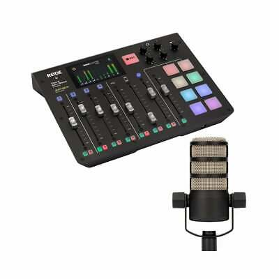 RODECASTERPRO Integrated Podcast Production Studio Package A • 667.12£