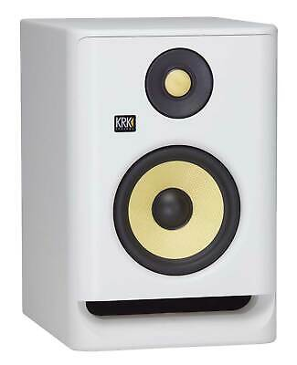 KRK ROKIT RP5 G4 5  Bi-Amped Studio Monitor DSP Speaker White Noise Edition • 130.93£