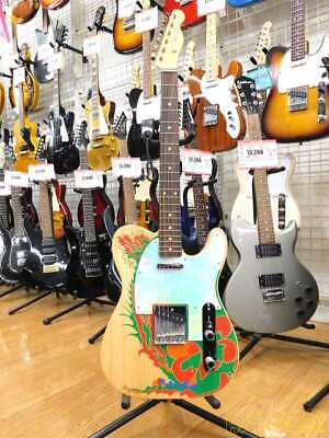 Fender Jimmy Page Telecaster RW NAT Ship From Japan 0102 • 1,442.16£
