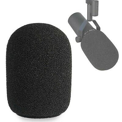 SM7B Microphone Pop Filter - Windscreen Foam Cover Customized For Shure SM7B ... • 28.99£