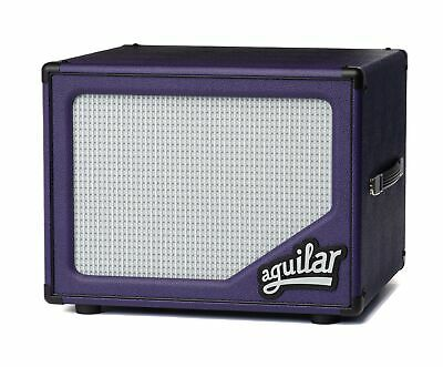 Aguilar Bass Speaker Cabinet SL Series 250w 1×12 Cab SL112 - Royal Purple • 849£