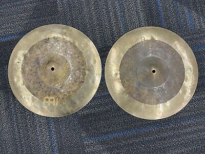 Meinl Byzance Extra Dry Dual Hi-Hat Cymbal Pair 15 In • 220.90£