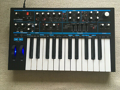 Novation Bass Station II 2 With Deluxe Gig Bag • 275£