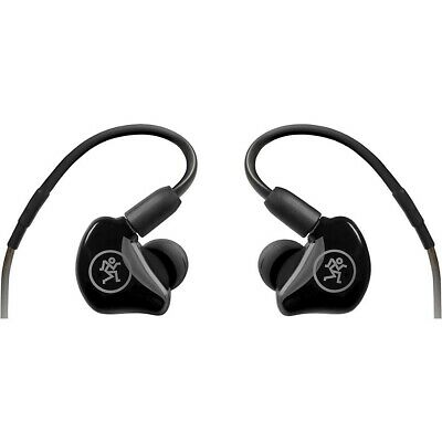 Mackie MP-240 BTA Dual Hybrid Driver In-Ear Monitors With Bluetooth Adapter • 176.89£