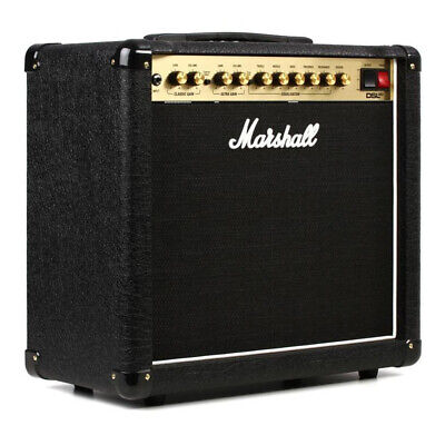 Brand New Marshall DSL20CR 1x12 20-watt Tube Combo Amp • 434.37£