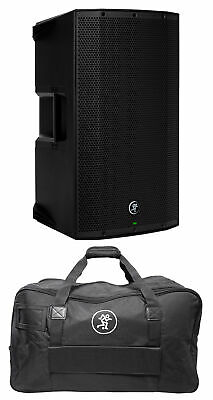 Mackie Thump12BST THUMP-12BST 12  1300 Watt Powered Active DJ PA Speaker+Bag • 303.87£