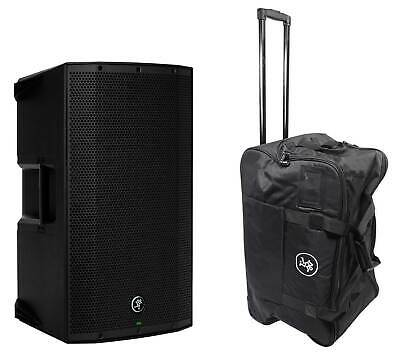 Mackie Thump12BST THUMP-12BST 12  1300w Active DJ PA Speaker Class D+Rolling Bag • 390.72£