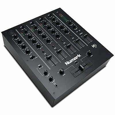 Numark M6 USB - 4-Channel DJ Mixer With On-Board Audio Interface, 3-Band EQ, • 192.99£