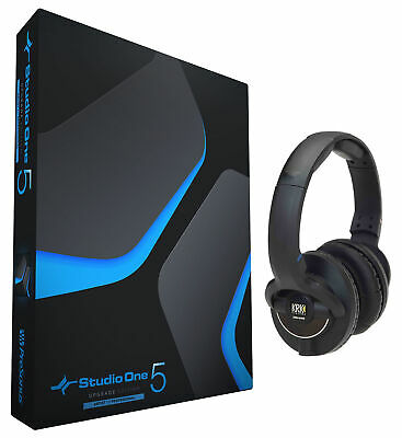 PRESONUS S15 ART UPG Studio One 5 Pro Upgrade From Artist + KRK Headphones • 240.31£