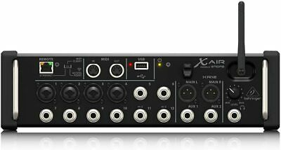 Behringer Digital mixer X AIR 12 inputs For iPad Android tablet Wifi XR12 Black