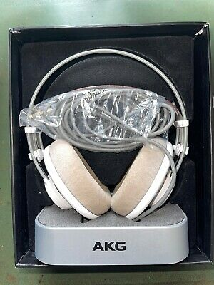 AKG K701 Over The Head Reference Class Studio Headphones Excellent • 175£