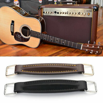 Guitar Amplifier Leather Handle With Fitting For Marshall Amp AS50D AS100D • 10.99£