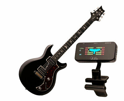 PRS SE Mira - Black + PRS Clip-On Tuner • 505.79£