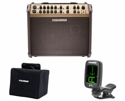Fishman Loudbox Artist With Bluetooth + Cover + Tuner • 461.35£