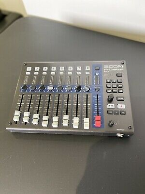 ZOOM FRC-8 F-Control Mixer Type Remote Controller F8/F4 • 325£