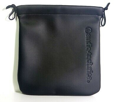 Genuine Audio-Technica Headphones Pouch Carry Case Holder For ATH-M40x ATH-M50x • 12.99£