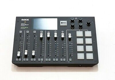 Rode RodeCaster Pro Integrated Podcast Production Console-DAMAGED-RRP £558 • 307£