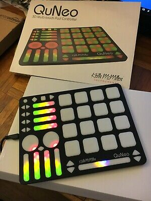 Keith Mcmillen - Quneo MIDI Controller And Trigger Pads • 180£