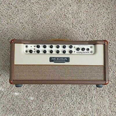 Mesa Boogie Lonestar Special Class A Tube Head Cocoa Bronco Vinyl / Brown Tolex • 1,142.55£