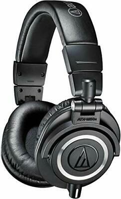 Audio-Technica Professional Monitor Headphones Ath-M50X Black • 192.34£