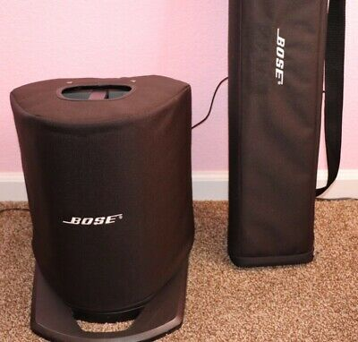 Bose L1 Compact Speaker System Package W/ Array, Power Stand, & Extension • 571.24£
