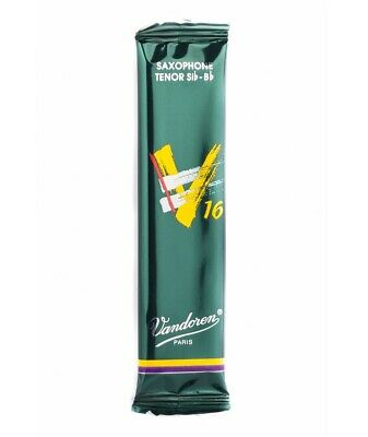 Reed Of Saxophone Tenor Sib / BB Vandoren V16 To the Unit All Forces