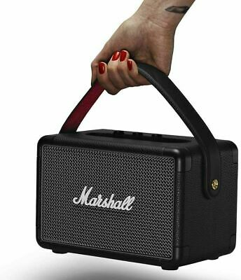 Original Marshall Kilburn II Bass Wireless Speaker Bluetooth Portable - Black ⚫ • 259.97£