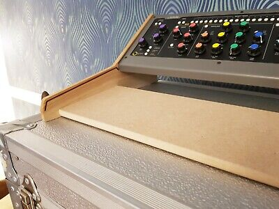 Solid Oak Softube Console 1 & Fader Dual Stand From Synths And Wood • 74.99£
