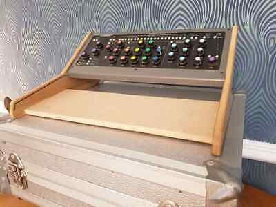 Oak Veneered MDF Softube Console 1 & Fader Dual Stand From Synths And Wood • 59.99£