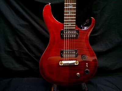 Only One. Prs Paul Reed Smith Se Guitar Fr Fire Red • 937.27£