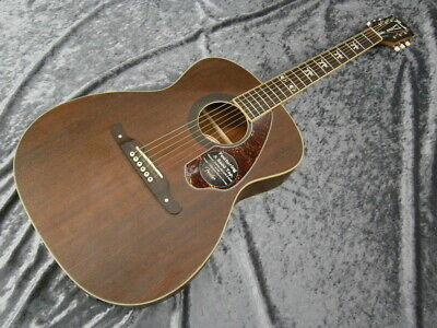 Fender Acoustic-Electric Guitar Tim Armstrong Hellcat Acoustic  From Japan 0609 • 271.61£