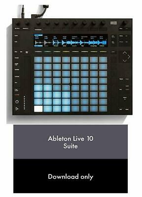 Ableton Push 2 Live 10 Suite Included.     Get A Free Upgrade To Live 11 • 792.36£