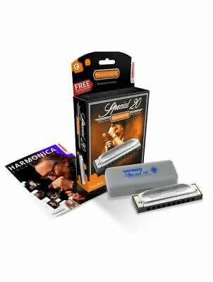 Hohner Special 20 - Hohner Diatonic Harmonicas-All keys Free US Shipping