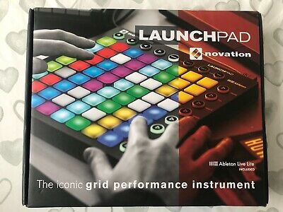 New Novation Launchpad MK2 Live Lite (Opened - Never Used)