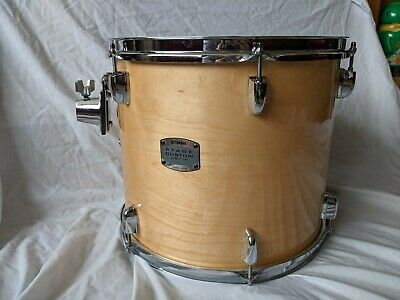 14 Inch Yamaha Stage Custom Birch Tom Drum Natural Wood almost perfect condition