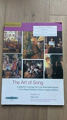 The Art Of Song Grades 4-5