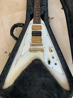 Gibson Flying V with Original Les Paul 70's Pickups & Bridge, 70's Grover tuners