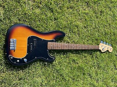 Squire Electric Guitar P-Bass By Fender Affinity Series