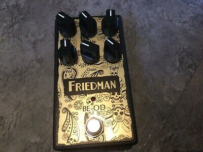 Friedman BE-OD Limited Edition Overdrive