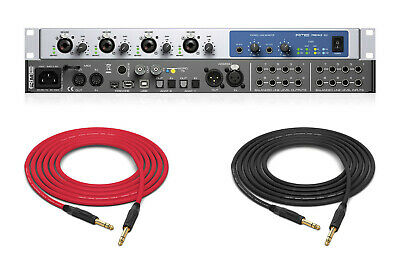 RME Fireface 802 | 30-In/30-Out Hybrid USB/FireWire Audio Interface | PALA • 1,556.79£