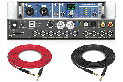 RME Fireface UC | 18-In/18-Out 24-bit/192kHz USB Audio Interface | Pro Audio LA • 1,136.89£