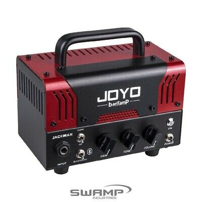 JOYO BanTamP  Jackman  20 Watt Hybrid Tube Guitar Amplifier Head - Brit Crunch • 124.70£