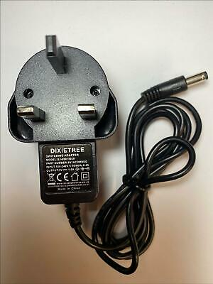 9V Negative Polarity AC-DC Switching Adapter For Behringer VD400 Effects Pedal • 10.40£