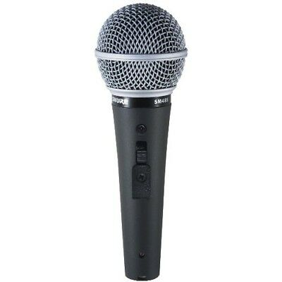 Shure SM48S-LC - Microphone With On/off Switch • 54.96£
