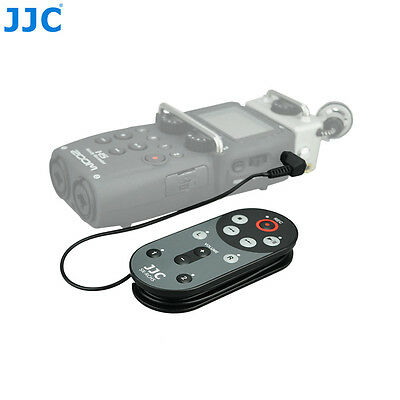 JJC SR-RCH5 4.6'/1.4m Wired Remote Control Controller For Zoom H5 Handy Recorder • 12.77£