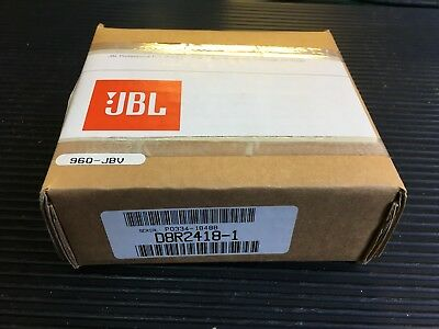 JBL D8R2418 Factory Diaphragm Kit New for 2418H In-Box   New Old Stock