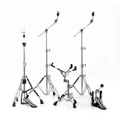 Mapex Mars Chrome Plated Hardware Pack. P600, H600, S600, B600 X 2 (NEW) • 223.90£