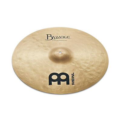 Meinl B18ETHC 18 Inch Byzance Traditional Extra Thin Hammered Crash Cymbal (NEW) • 297£