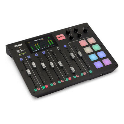 Rode Rodecaster Pro Integrated Podcast Production Console (NEW) • 521.07£