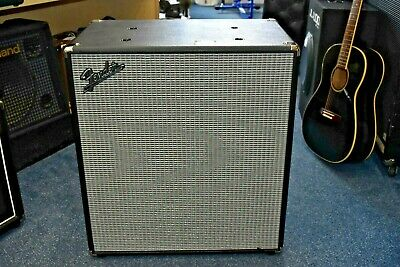 Fender Rumble 410 Speaker Local Pickup ONLY NJ • 244.78£